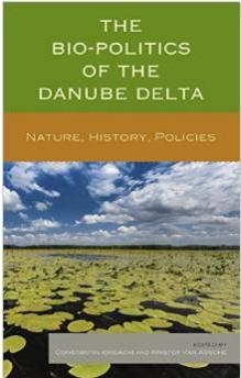 Cover of The Bio-Politics of the Danube Delta