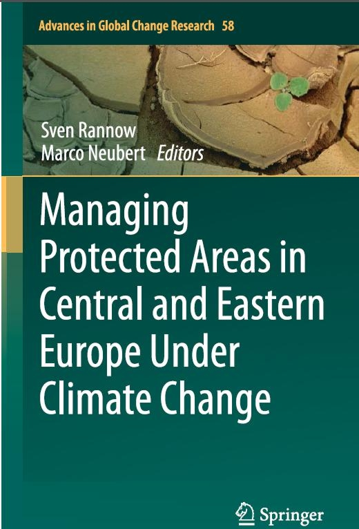 Cover of Managing Protected Areas in Central and Eastern Europe Under Climate Change